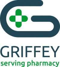 Griffey Serving Pharmacy Logo