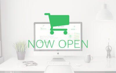 Online Shop now Live!