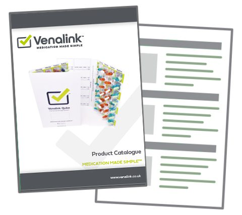 Flyers of Venalink Company